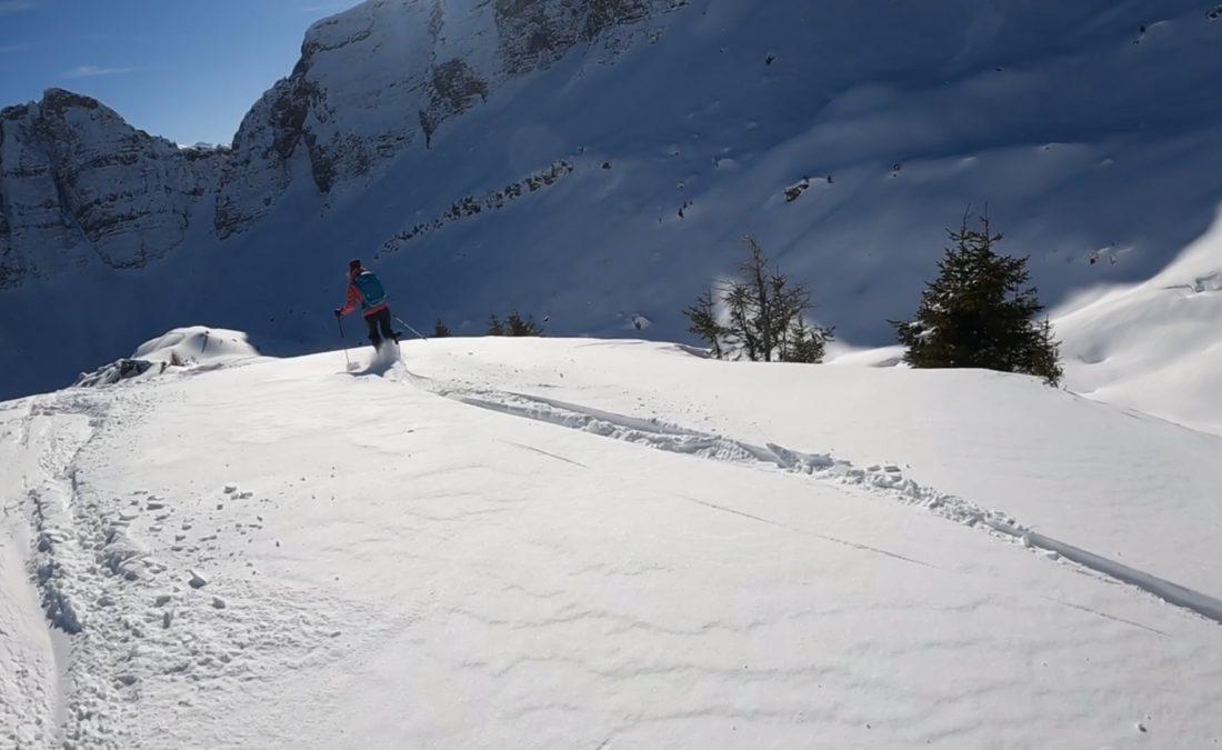 ski de Rando, ski alpin, femmes,
